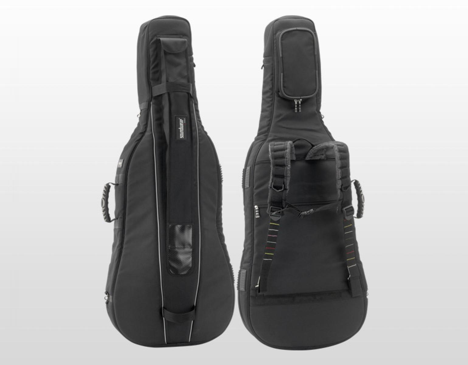 SOUNDWEAR CELLO BAG TASCHE  Protector 3034 Gigbag für 3//4 Cello